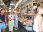 Indoor Market Menton