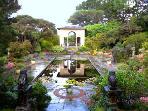 Garnish Island gardens