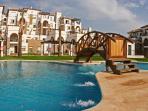Al Andalus Thalassa pool