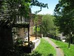 Alpine Style Lodge - Sleeps Eight - Swimming Pools & leisure facilities on site.