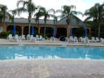Tradewinds restaurant and poolside bar