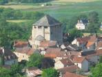 Medieval Village of St Pierre Toirac