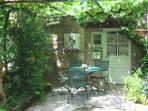 Sheltered Terrace with BBQ