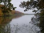 Autumn in Linacre Valley