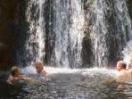 Refreshing local rock pool