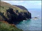 Easy access to the South West Coastal Footpath in an Area of Outstainding Natural Beauty