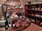 Shop in the cellar