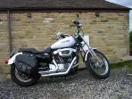 Motor cyclists welcome - secure garage available,