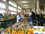 The Famous Forville market close by.