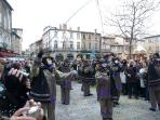 Limoux Carnaval 6th January to 17th March 2013