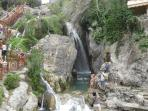 Fonts De L'Algar natural waterfalls a must visit