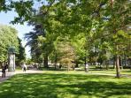 Bed & breakfast le refuge Renoir - The park closer