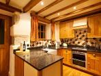 Hand made oak Kitchen