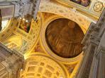 Piano di Sorrento - Saint Michael basilica 5 minutes walk from the apartment.