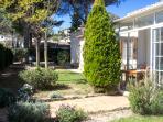 Enclosed Private Gardens