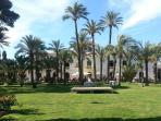 The stunning Hacienda