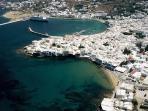 Mykonos Island Town