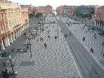 Very Close to Espace Messena, Nice's central square
