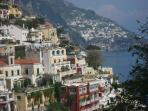 Positano - 15 Km from the apartment