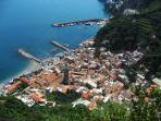 Amalfi - 29 Km from the apartment