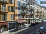 Perfect location right by the brand new Promenade Du Paillon