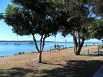 Local Beach And River Views