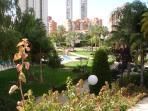 gardens for sun bathing