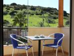 Perfect place to sit and take in the views of the countryside in the natural parque