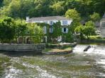 Moulin in Brantome