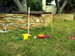 Minigolf set for your babies