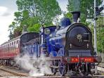 The Strathspey Steam Railway
