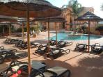 Estrela da Luz Resort Pools