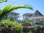 Upper Floor Apartment with Stunning Caribbean Sea Views