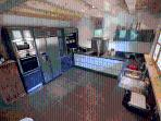 Chalet Maya fully equipped kitchen