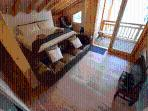Chalet Maya Kingsize Master with TV 2