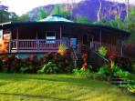 Kolea Cottage front