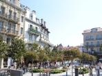 Biarritz town centre