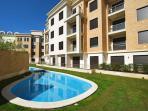 Sao Martinho do Porto Parque Residence pool area