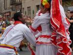 Montignac Folklore and Dance Festival - Columbia