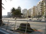 Beach Boulevard - 100mts from the apartment