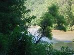 River Get-A-Way Minutes from Zaloos Canoes!