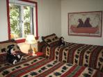 Bear bedroom