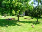 Large spacious Garden