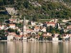 old stone place Perast