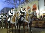 Sa Sartiglia horse festival (2016 dates are 7 - 9th Feb)