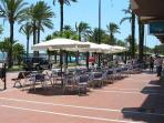 A great selections of excellent cafes, bars & Restaurants in Torrevieja