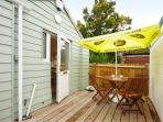 Suntrap Decking Area