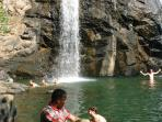Paradise at Dudh Sagar  Waterfall