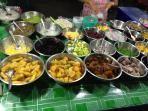 Thai Dessert stall