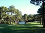 Aroeira's golf course